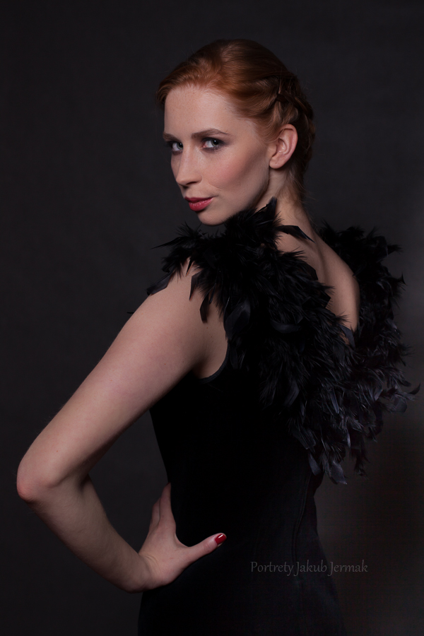 Suknie w stylu glamour - Kasia