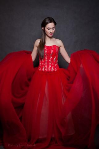 Zabawa suknią