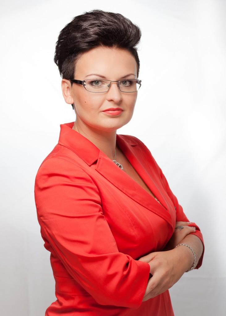 Portret biznesowy (wyborczy) Sylwii