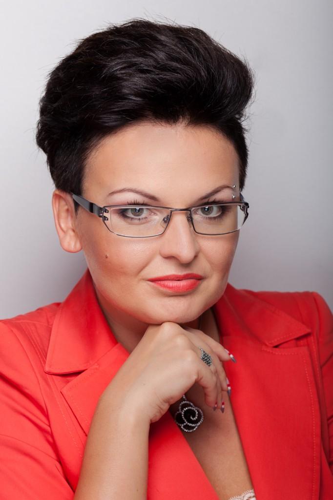 Portret do profilu na portalu społecznościowym